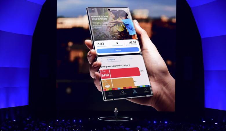 Samsung zaprezentował nowe smartfony. Galaxy Note 10 i Galaxy Note 10+, czyli ewolucja w dwóch rozmiarach