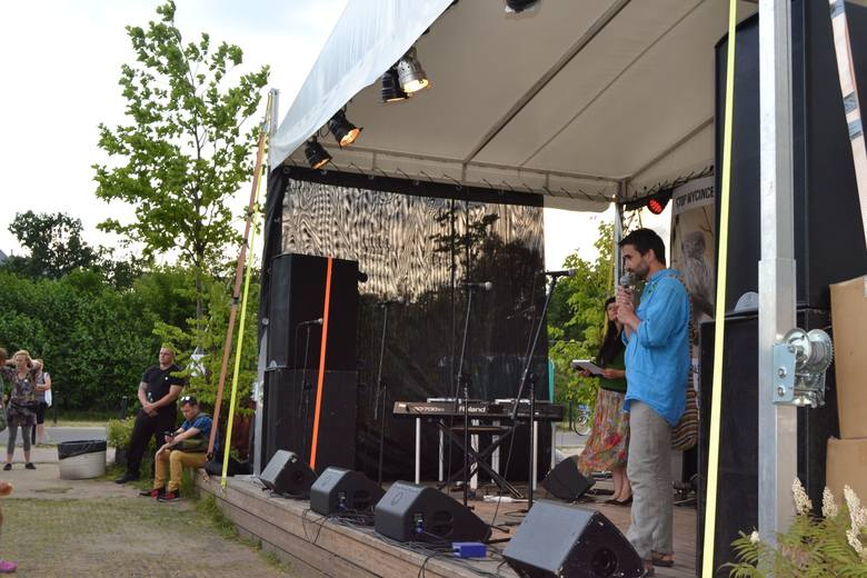Koncert w obronie Puszczy nad Wisłą