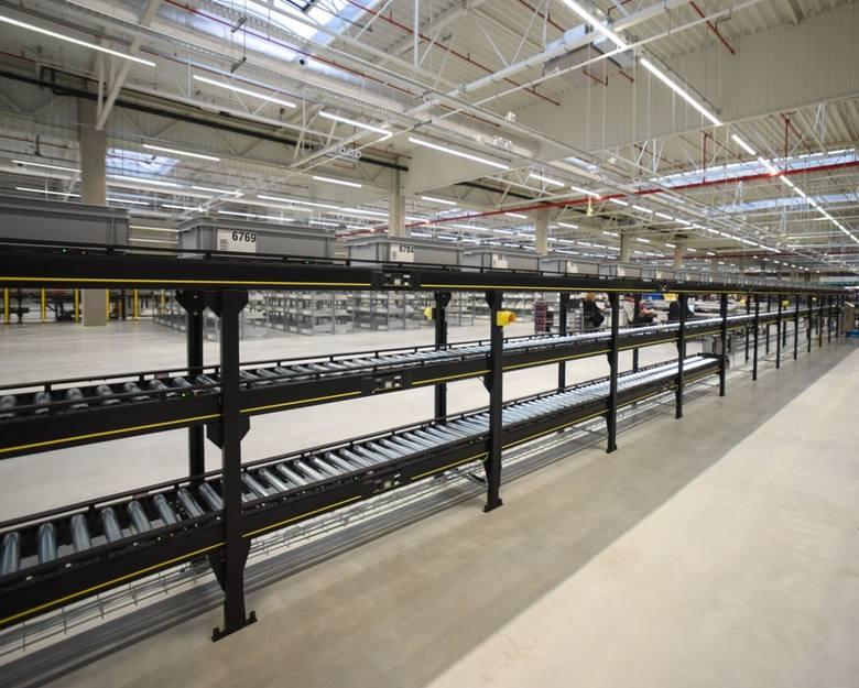 Budowę naszego nowego Centrum Logistycznego rozpoczęliśmy w III kwartale 2019 r., a pierwsi pracownicy pojawili się w nim już na początku bieżącego roku.