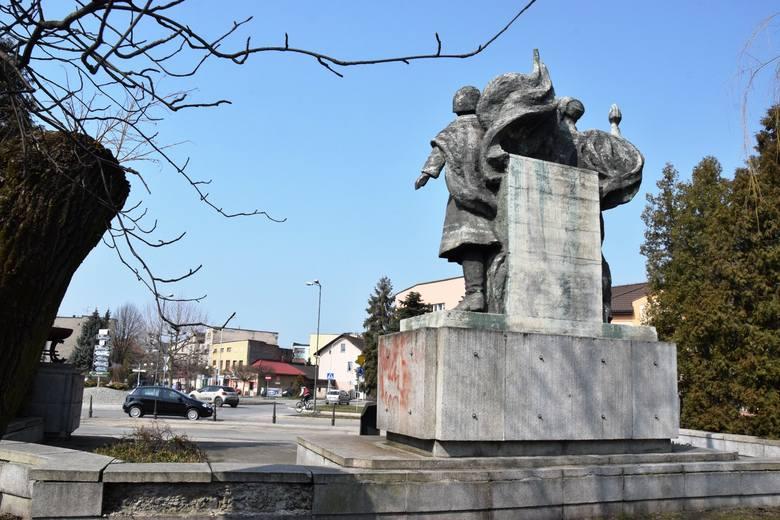 Pomnik Braterstwa Broni w Czechowicach-Dziedzicach