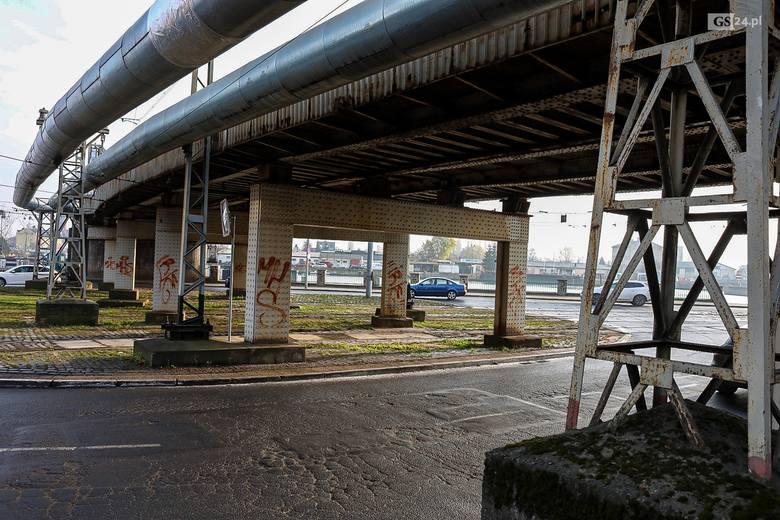 Kolej zapowiada remont mostu w centrum Szczecina. Będą utrudnienia dla kierowców i pasażerów - 5.12.2020