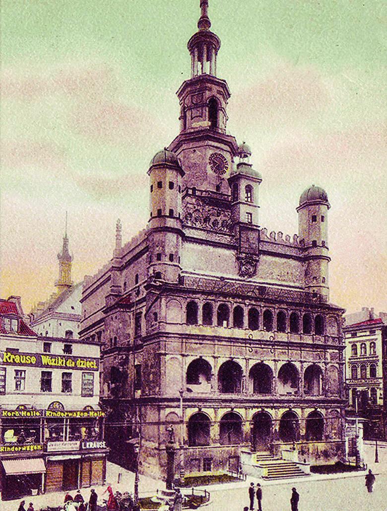 Od poczty do pocztówki. Poznańska korespondencja ze światem