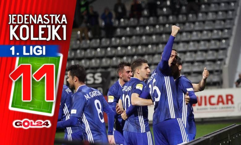 Haydary nie przestaje strzelać. Jedenastka 14. kolejki Fortuna 1 Ligi według GOL24.pl!