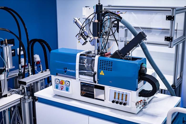 Maszyna wtryskowa