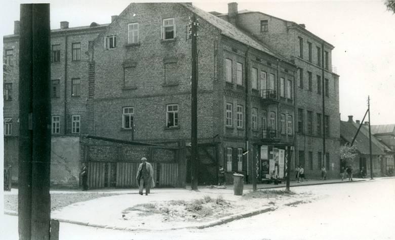 Budynek przy ul. Słonimskiej 8 - od 1945 r. siedziba wyższego seminarium duchownego w Białymstoku