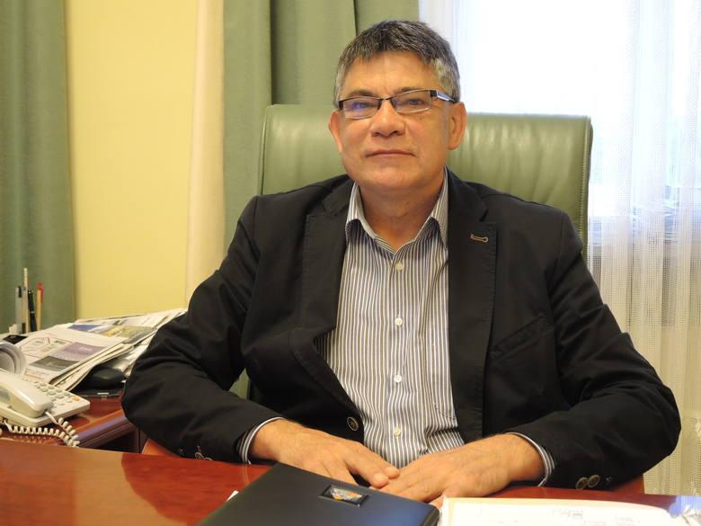 Stanisław Jastrzębski-Burmistrz Brzegu Dolnego
