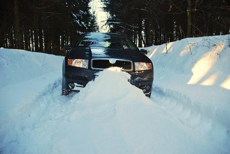 Zderzenia: Na drogach epoka lodowcowa