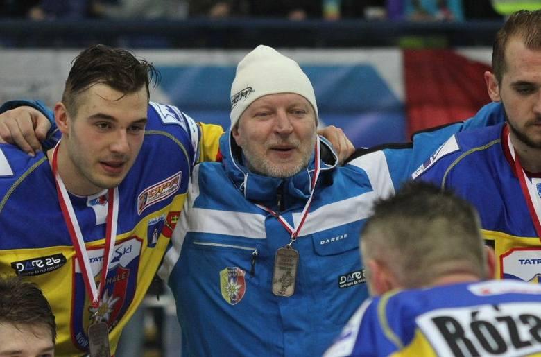Marek Ziętara miał tylko krótką przerwę z hokejem