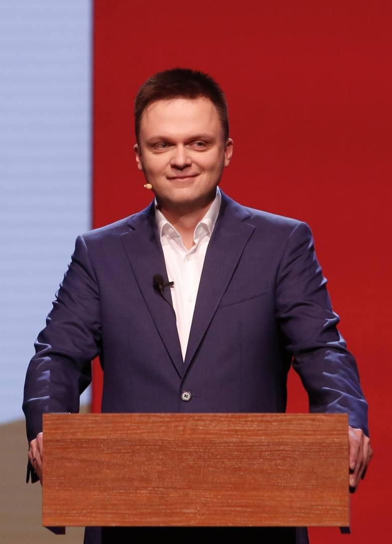 Szymon Hołownia ogłosił w grudniu, że chce startować w wyborach na prezydenta Polski