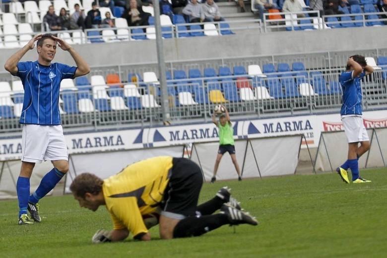 Gol Daniela Koczona dał Stali czwarty punkt w rundzie.
