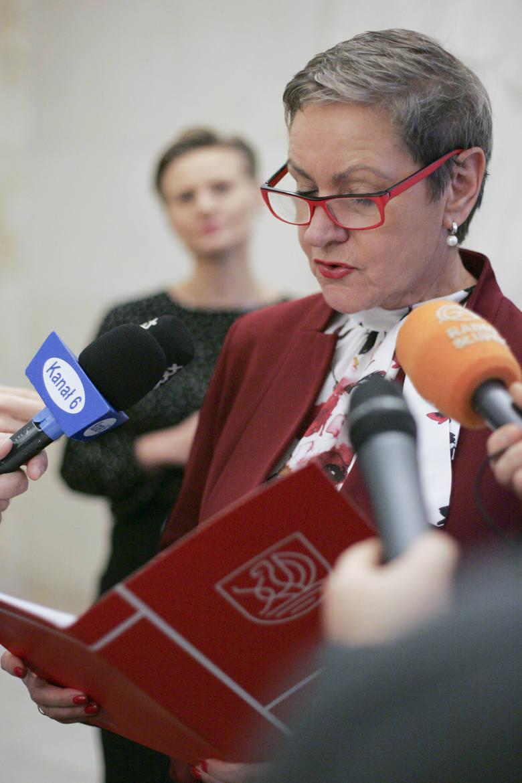 Krystyna Danilecka-Wojewódzka dzisiaj na konferencji ogłosiła, że o 582 tys. złotych w 2019 roku urośnie słupski budżet partycypacyjny.
