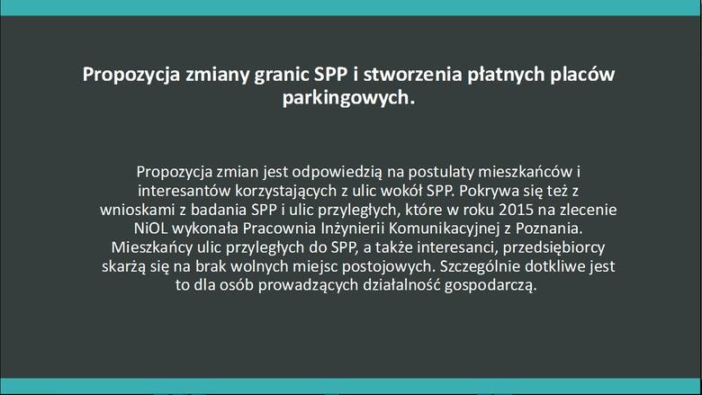 Większa Strefa Płatnego Parkowania w Szczecinie? Nawet o sto trzydzieści ulic