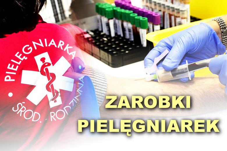 Ile zarabiają pielęgniarki w Polsce? Praca jest jednakowo ciężka bez względu na region, w którym się ją wykonuje. Z raportu firmy Sedlak&Sedlak