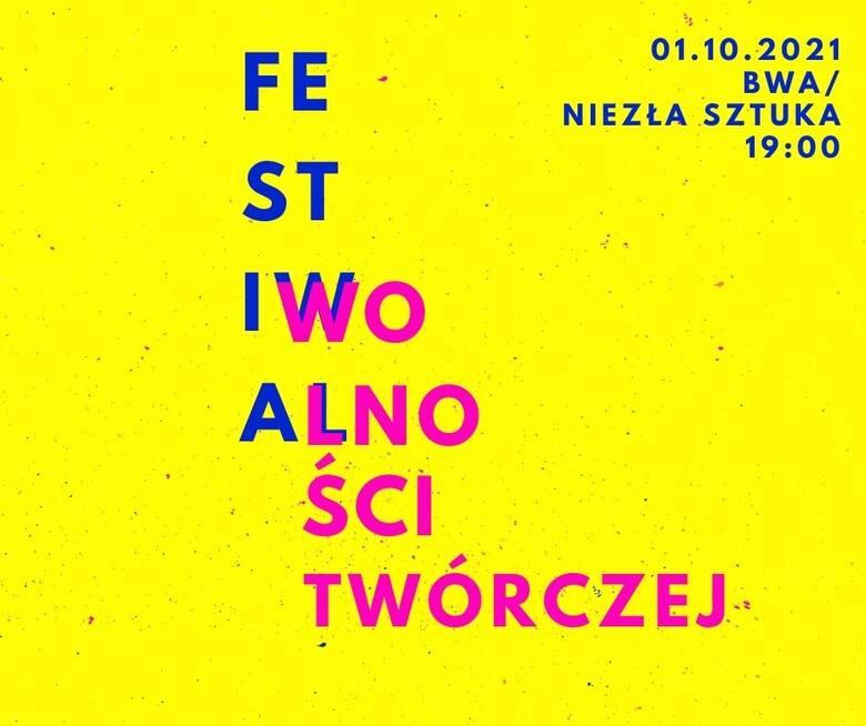 Jazz, poezja i słowo - II edycja Festiwalu Wolności Twórczej w Rzeszowie