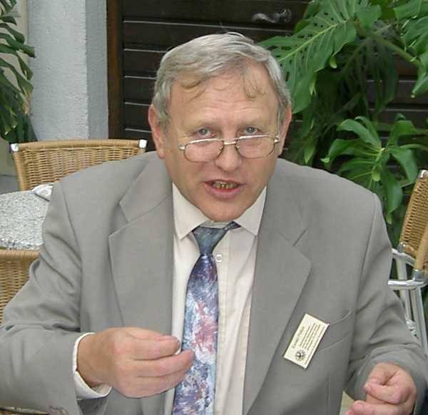 Dr Ewald Stefan Pollok