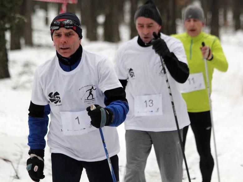 Bieg narciarski w Przystani