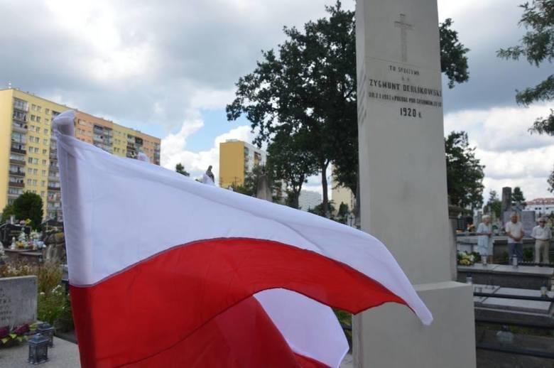 Oficjalne obchody Święta Wojska Polskiego w Ostrowcu