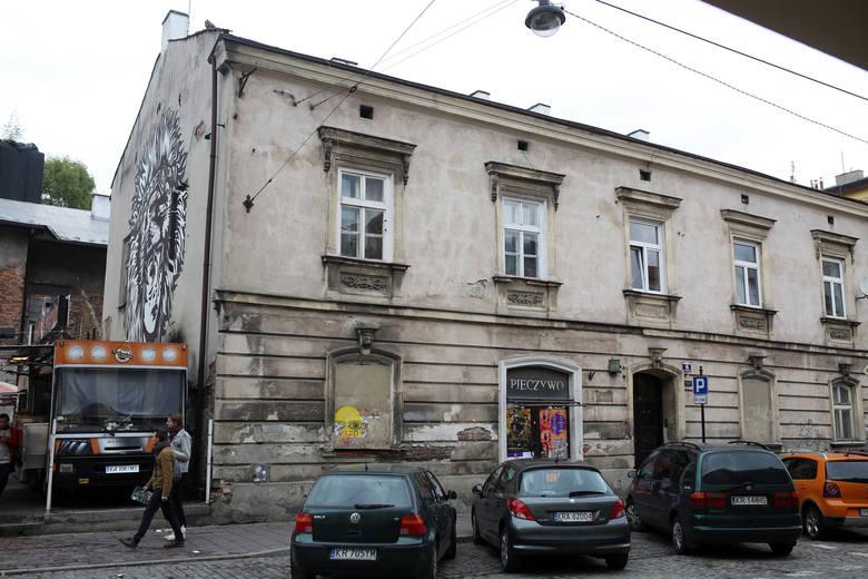 Budynek przy ulicy św. Wawrzyńca 16