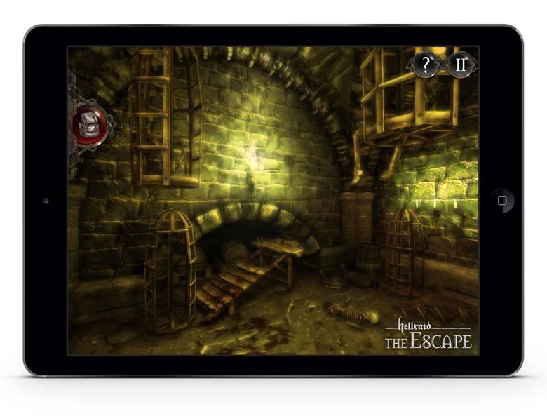 Hellraid: The EscapeHellraid: The Escape. Przygodowa gra akcji na iOS (wideo)