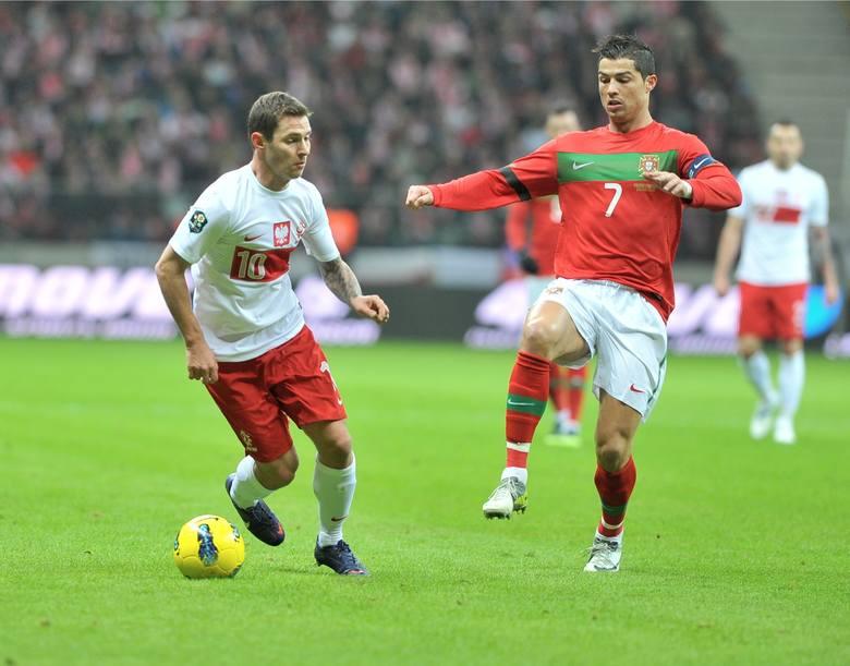 29.02.2012; Polska - Portugalia 0:0Pierwszy mecz na Stadionie Narodowym odbył się 29 lutego 2012 roku w obecności nieco ponad 50 tysięcy widzów. Na otwarcie