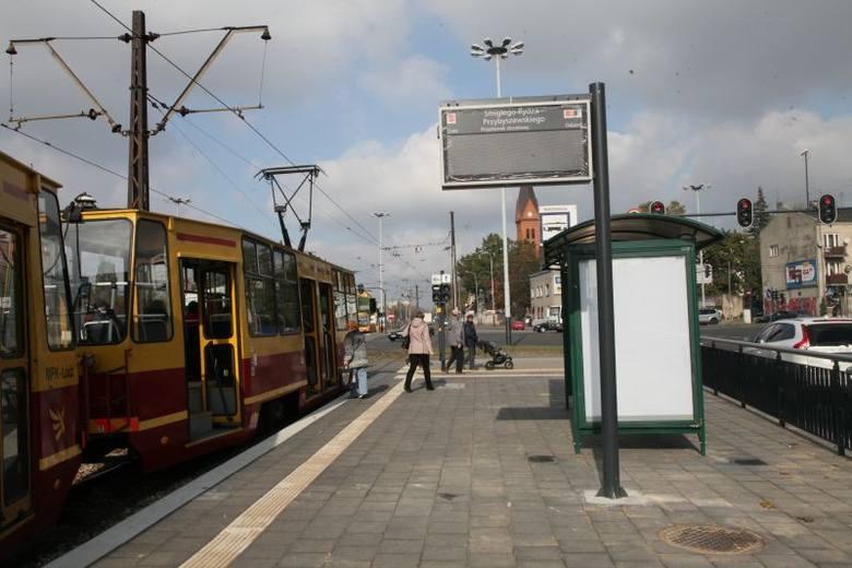 W Łodzi powstaną wyższe przystanki dla niepełnosprawnych