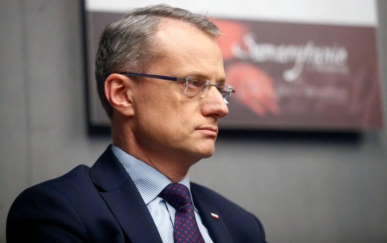 Marek Magierowski, ambasador Polski w Izraelu zaatakowany przed ambasadą w Tel Awiwie