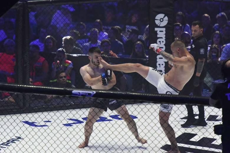 22.06.2019. Gala FAME MMA 4 w Częstochowie.