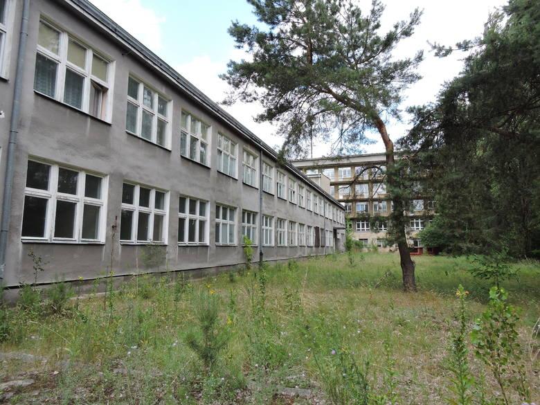 Ostrołęka. Ratusz chce przejąć teren starego szpitala. I prowadzić tam m.in. zakład pielęgnacyjno-opiekuńczy