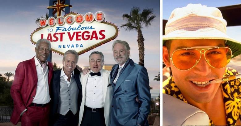 Las Vegas to miasto o wielu twarzach i jedno z najbarwniejszych miejsc na świecie! Nic dziwnego, że bardzo często staje się także miejscem akcji różnych