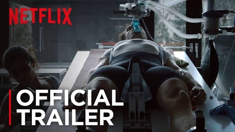 Film nagrodzony Oscarem. Amerykański kolarz Bryan Fogel testuje na swoim organizmie działanie dopingu, by odkryć prawdę o stosowaniu przez sportowców