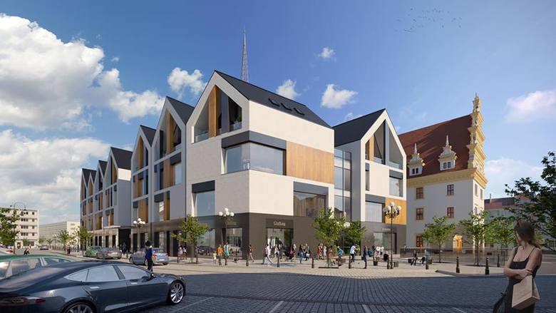 Trwa wielka przebudowa nyskiego rynku. Burmistrz Kordian Kolbiarz na swoim facebookowym profilu zaprezentował najnowsze wizualizacje, które otrzymał