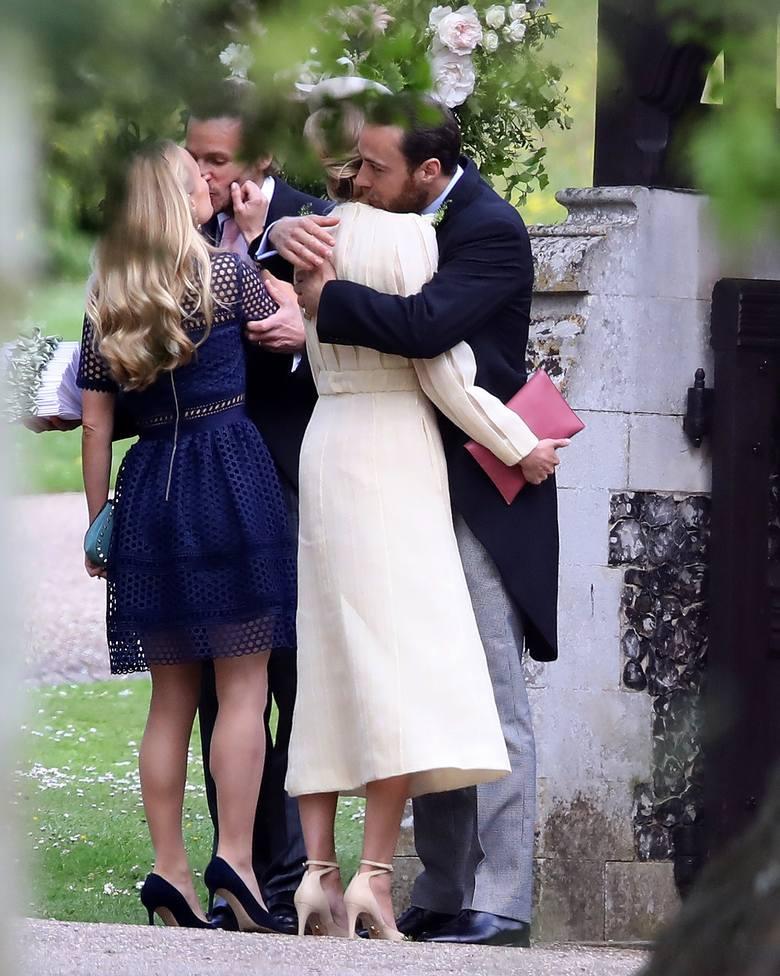 Siostra Księżnej Kate Pippa Middleton Wzięła ślub Zdjęcia Rodzina