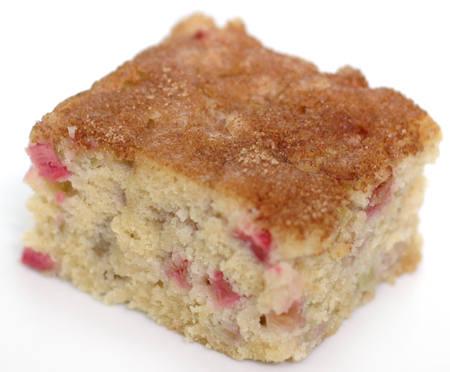 Ciasto z rabarbarem [PRZEPIS + SKŁADNIKI + PRZYGOTOWANIE]. Przepis Remigiusza Rączki na ciasto z rabarbarem
