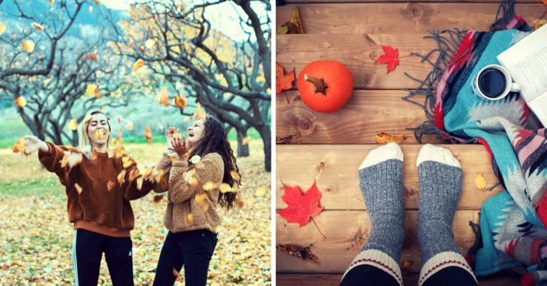 Kim jest jesieniara? Memy o jesieniarach już powstały, choć internetowa moda ma zaledwie kilka tygodni. Zobaczcie sami!