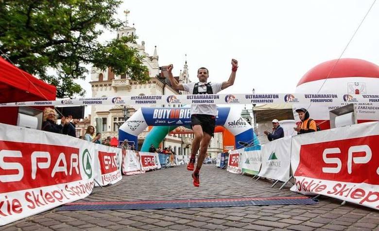 I Ultramaraton Podkarpacki w akcji [ZDJĘCIA]