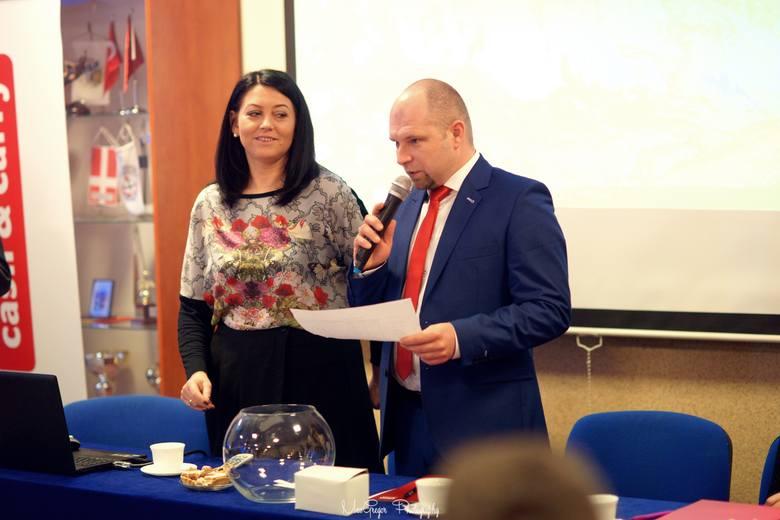VI Międzyszkolny Konkurs Wiedzy Hotelarskiej w Bytomiu ZDJĘCIA
