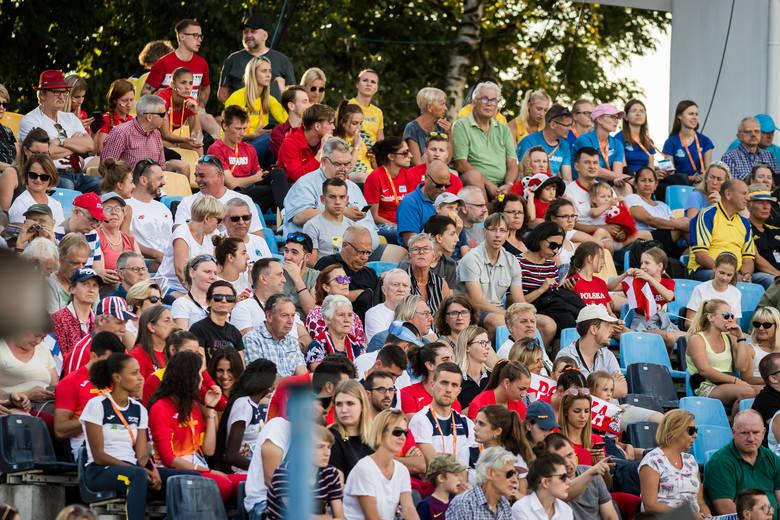 W Bydgoszczy, na stadionie Zawiszy rozgrywany jest Drużynowy Puchar Europy w lekkiej atletyce. To najważniejsza impreza lekkoatletyczna na Starym Kontynencie