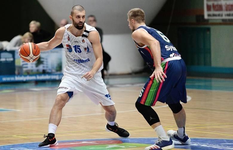 Damian Janiak nowym koszykarzem STK Czarni Słupsk