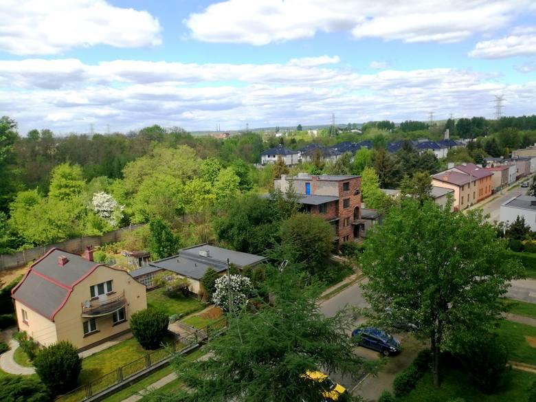 Zgodnie we wstępnym projektem nowe osiedle miało powstać na tzw. szybie Kondratowicza, w rejonie ulic Ogrodowej, Kombatantów oraz Chmielnej