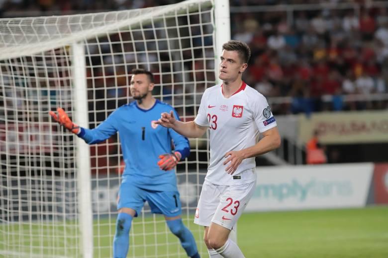 Krzysztof Piątek znów zapewnił Polsce zwycięstwo