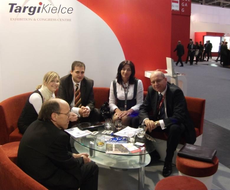 Grono Targowe już uczestniczyło w imprezach targowych, które promowały nasz region wśród inwestorów zagranicznych.