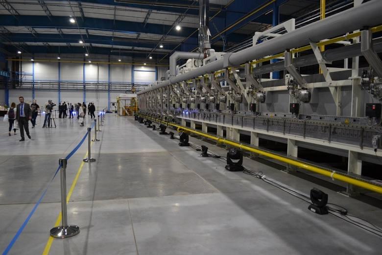 Gliwice: nowa linia produkcyjna w Kirchhoff Automative [ZDJĘCIA]