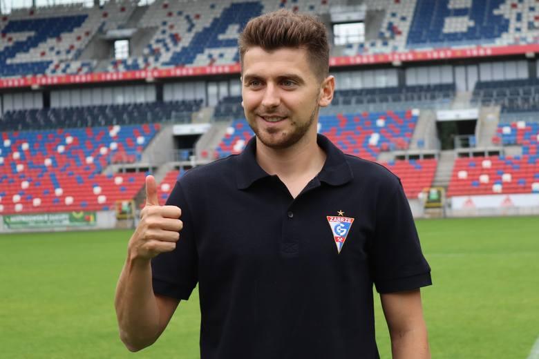 Bartosz Nowak przeszedł do Górnika Zabrze