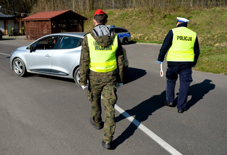 W związku z rozprzestrzenianiem się koronawirusa od 1 kwietnia żołnierze Żandarmerii Wojskowej i funkcjonariusze policji wspólnie patrolują miasta. Żandarmeria