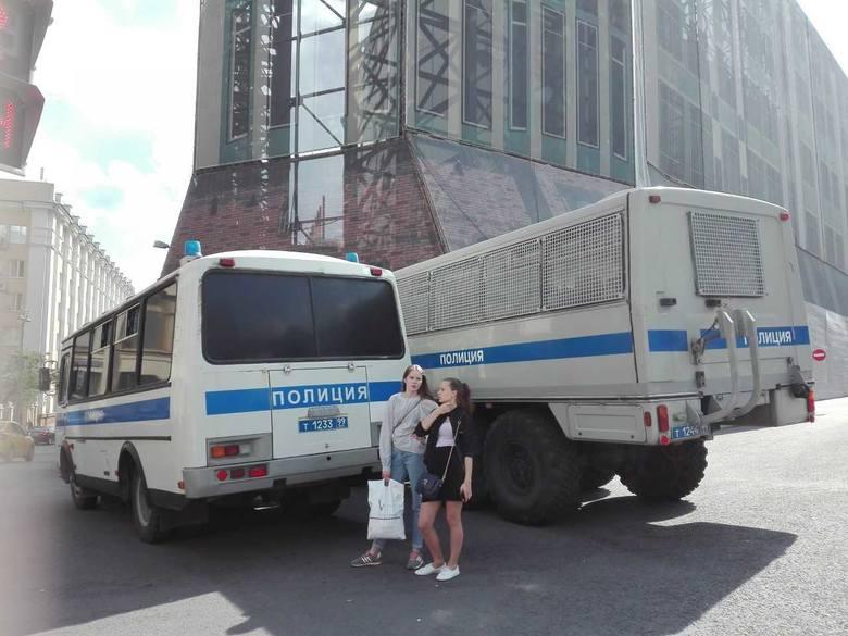 Na Mundial do Rosji z Wielkopolski. Na granicy spędziliśmy 3 godziny... bo usprawniono obsługę