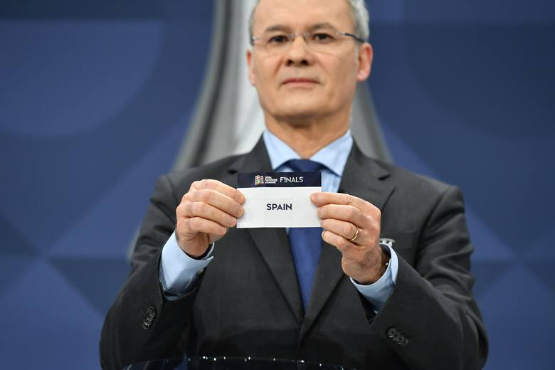 W półfinale Dywizji A Ligi Narodów Hiszpania zmierzy się z Włochami.