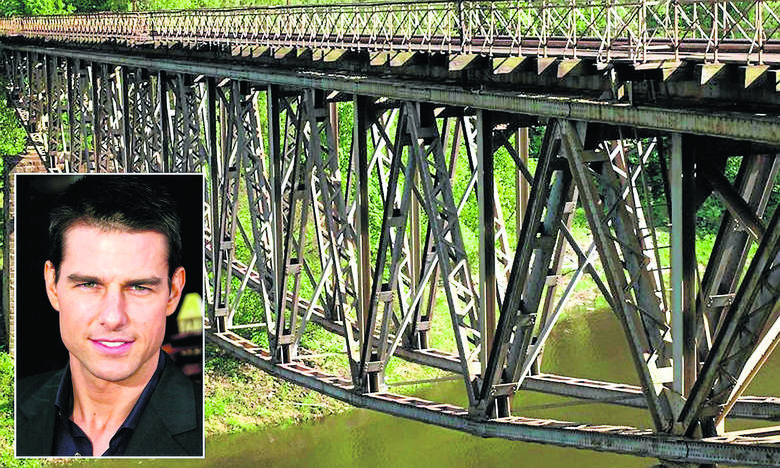 Piotr Rachwalski: Już wcześniej do właściciela PKP PLK szły wnioski o poprawę stanu, ale to nie most jest w opłakanym stanie, a tory