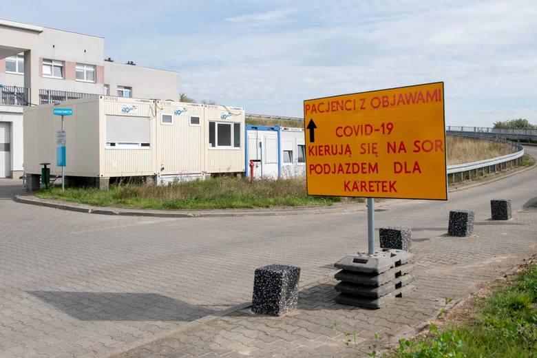 W Szpitalu Miejskim im. Strusia przy ulicy Szwajcarskiej w Poznaniu sytuacja robi się coraz poważniejsza, bowiem zaczyna brakować łóżek dla pacjentów