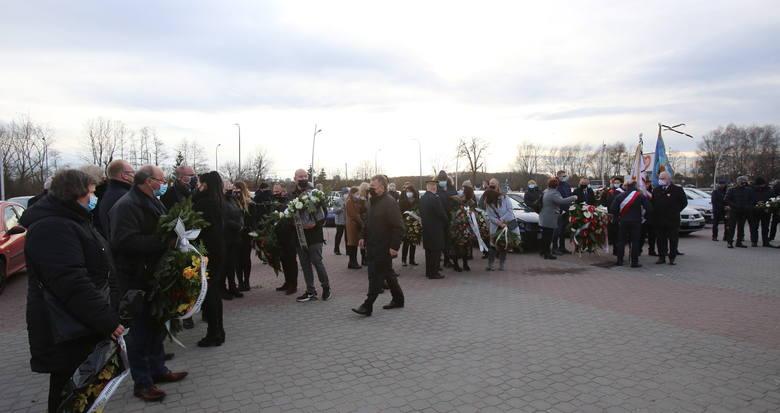 Pogrzeb Zygmunta Hanusika odbył się 13 marca 2021 r. w kościele św. Marii Magdaleny w Tychach
