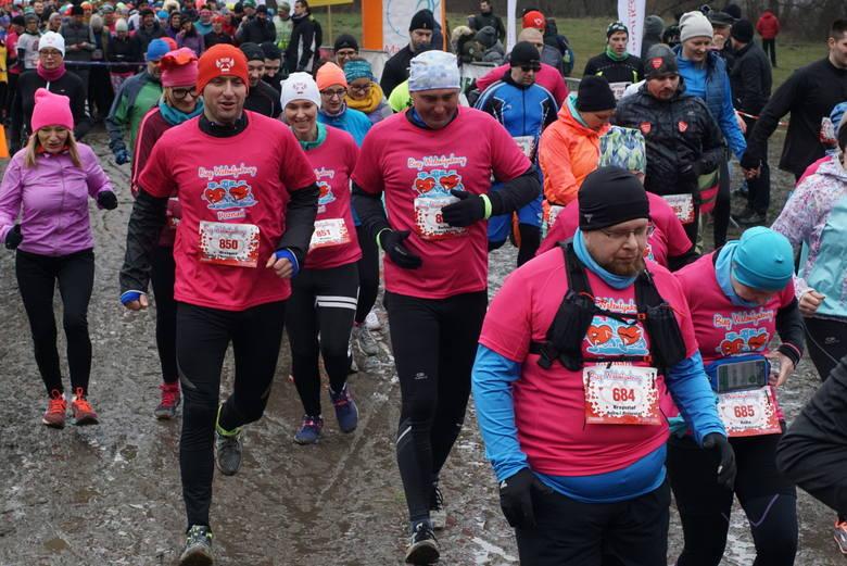 Bieg Walentynkowy Poznań 2018